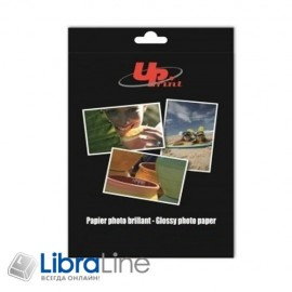 Фотобумага Uprint A6 Ultra Premium Glossy Printed Color Box 100л 180g