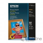 C13S042549 вместо C13S042201 Фотобумага Epson A6 Glossy 500л 200g
