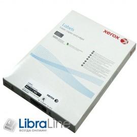 003R97401 Этикетка Xerox для черно белой лазерной печати A4 / 2 100л