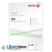 Этикетка Xerox для черно белой лазерной печати A4 / 30 100л 003R97409
