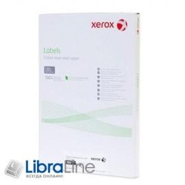 003R97452 Этикетка Xerox для черно белой лазерной печати A4 / 10 100л