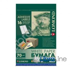 2100105  Наклейка Lomond Labels Univ 16 99,1х33,9 50л
