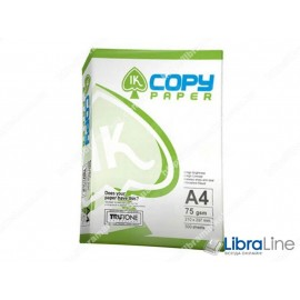 Бумага офисная Copy Paper IK A4 75g 500л class B