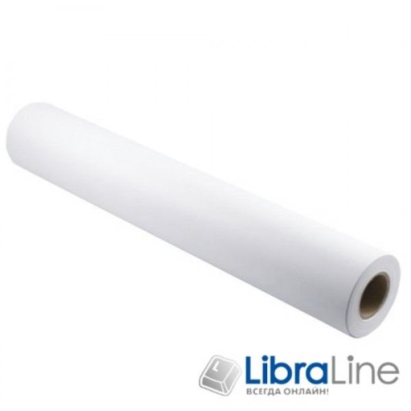 Бумага рулонная для плоттера Dove 610мм 50м 80g
