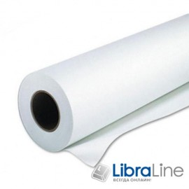 Бумага рулонная для плоттера Dove 914мм 50м 80g