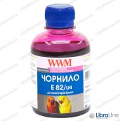 Чернила EPSON Stylus Photo R270 / R390 / R1400 / RX590 Light Magenta E82/LM WWM 200г G223951
