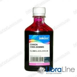 Чернила CANON CLI-8C / PG-41 / 51  Magenta 908 Ink-Tec 200мл