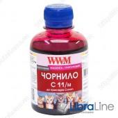 G220761 Чернила CANON CL511 / 513 / CLI521C / CLI426C 200г.  Magenta WWM C11/M