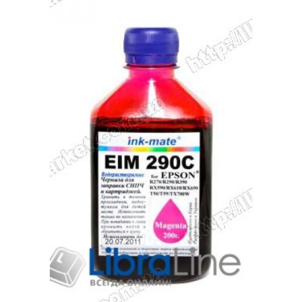 Купить Чернила EPSON Stylus Photo R270 / 290 / 390 / RX610 EIM 290 Magenta Ink-Mate 200г.