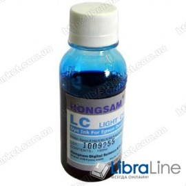 Чернила EPSON DCTec DC-T50LC/100 Light Cyan 100мл