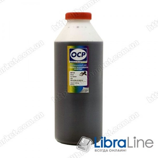 Чернила CANON BC-01/02  Black BK69 OCP 1000мл.