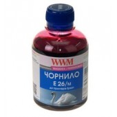 Чернила ColorWay Epson T26/T27/C79/C67/S22/CX3500/SX420 200мл. Magenta 23896 CW-EW400M02