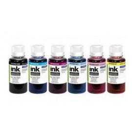 Комплект чернил ColorWay Epson T50/R270/P50/TX650/RX610/1410 6x200ml BK/C/M/LC/LM/Y 51232 CW-EW650SET02