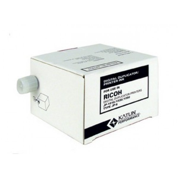 Чернила Ricoh JP-1210/1230/3000 Gestetner 5308/5309/5430, DX3240/3440, JP-12 Black (600 ml) VISION RC-JP12 600cc Black
