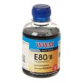 Чернила EPSON L800  200g. цвет Black WWM G224661 E80/B