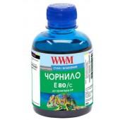 Чернила EPSON  L800 200g. цвет Cyan WWM G224671 E80/C