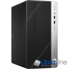 Персональный компьютер  HP ProDesk 400 G4 MT Intel i5-7500 1TB 4GB DVD-RW int kb m DOS 1KN94EA