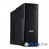 Персональный компьютер ПК Acer Aspire TC-780 intel i5-6400 / 8/ 1000 / DVD / intel HD / DOS / DT.B5DME.001