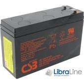 Аккумуляторная батарея CSB 12V7.2AH 151*94*65mm, GP1272F2