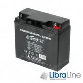 Аккумуляторная батарея ИБП Energenie BAT-12V17AH/4