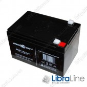 Аккумуляторная батарея ИБП Maxxter MBAT-12V12AH