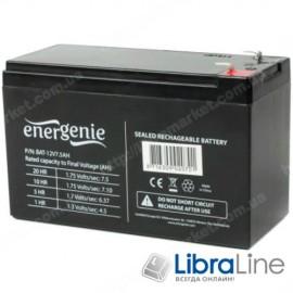 Аккумуляторная батарея ИБП Energenie BAT-12V7.5AH