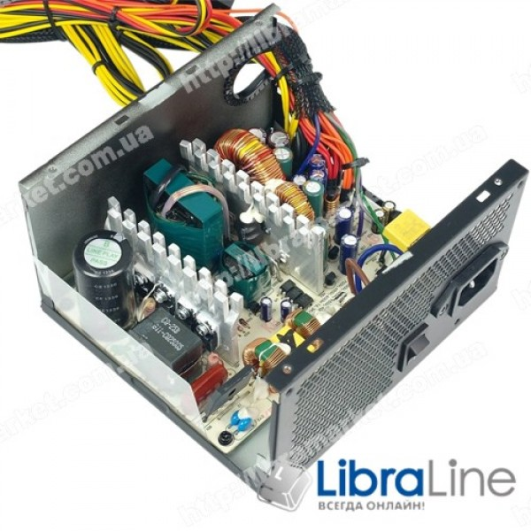 Блок питания ChiefTec 700W GPS-700A8 120 mm