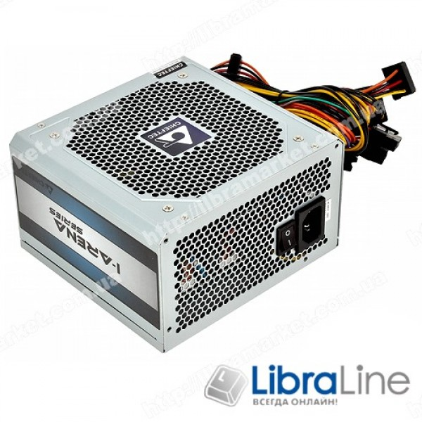 Блок питания ChiefTec 600W GPC-600S 120mm