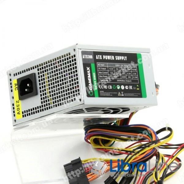Блок питания GAMEMAX SFX 300W ATX-300