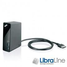 Док станция, Порт-репликатор Lenovo ThinkPad OneLink Dock Black 4X10A06083