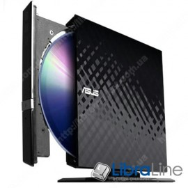 Привод USB Asus DVD-RW SDRW-08D2S-U