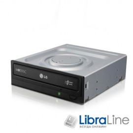 GH24NSD0.ARAA10B Оптический привод LG  DVD - RW SATA Black