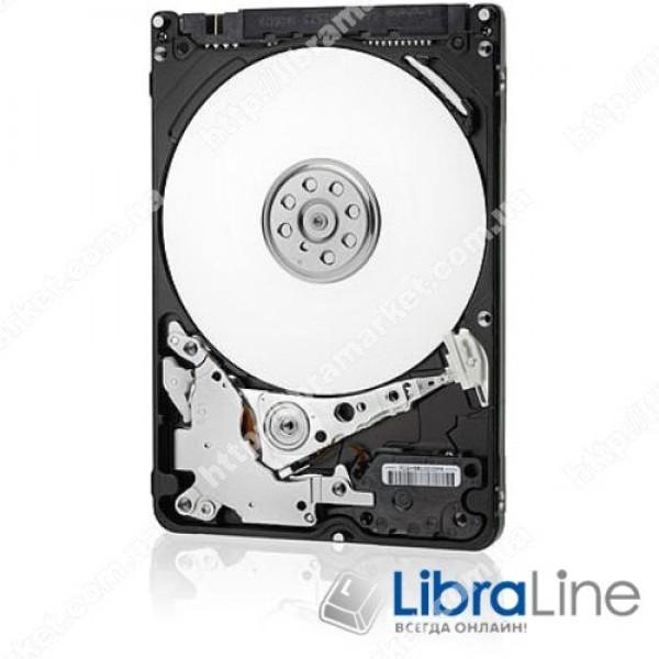"Жесткий диск, винчестер 2,5"" SATA-3 1Tb Hitachi 7mm, 5400rpm,128Mb 1W10028"