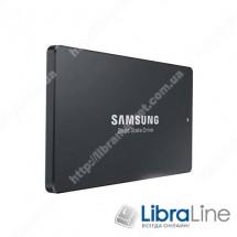 MZ7TY256HDHP Жесткий диск винчестер SSD 2.5 SATA-3 256Gb Samsung CM871a