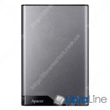 "AP2TBAC632A-1 Жесткий диск Apacer AC632 2TB 5400rpm 8MB  2.5"" USB 3.1 External Silver"