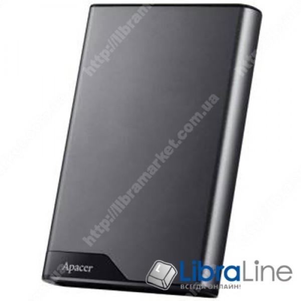 Жесткий диск Apacer AC632 2TB 5400rpm 8MB  2.5  USB 3.1 External Silver AP2TBAC632A-1