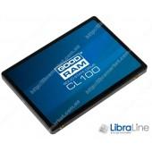 SSDPR-CL100-120 Жесткий диск винчестер SSD SATA-3 120Gb Goodram