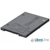 "SA400S37/480G Жесткий диск, винчестер SSD 2.5"" SATA-3 480Gb Kingston"