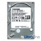MQ01ABD050V Жесткий диск винчестер 2.5 SATA-3 500Gb Toshiba 5400rpm, 8Mb
