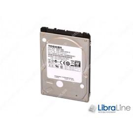 Жесткий диск винчестер 2.5 SATA-3 500Gb Toshiba 5400rpm, 8Mb MQ01ABD050V