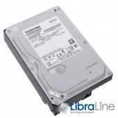 Жесткий диск, винчестер  SATA-3 500Gb Toshiba 7200rpm 32mb DT01ACA050