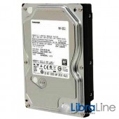 Жесткий диск, винчестер  SATA-3 1Tb Toshiba 7200rpm 32mb DT01ACA100