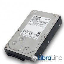 DT01ACA200 Жесткий диск, винчестер  SATA-3 2Tb Toshiba 7200rpm 64mb
