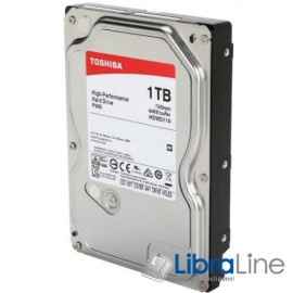 Жесткий диск, винчестер  SATA-3 1Tb Toshiba 7200 rpm 64MB HDWD110UZSVA