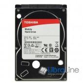 MQ01ABF050M Жесткий диск, винчестер  SATA-3 500Gb Toshiba 5400rpm 8mb