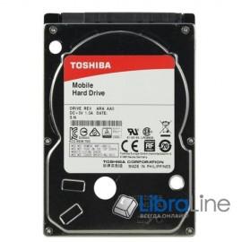 Жесткий диск, винчестер  SATA-3 500Gb Toshiba 5400rpm 8mb MQ01ABF050M