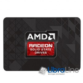 SSD жесткий диск 2,5 SATA-3 240Gb AMD R3SL240G