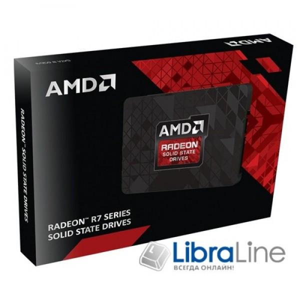 """R3SL240G Жесткий диск, винчестер  SSD 2,5"""" SATA-3 240Gb AMD"""