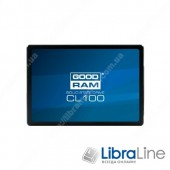 SSD жесткий диск 2.5 SATA-3 240Gb Goodram SSDPR-CL100-240