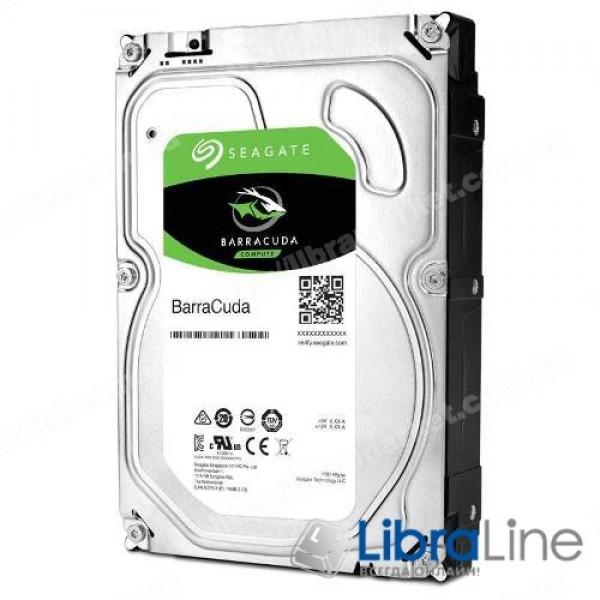 "Жесткий диск, винчестер  3,5"" SATA-3 1Tb Seagate 7200 rpm, 64Mb ST1000DM010"